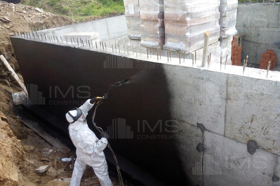 Suho гидроизоляция стен противонапорная гидроизоляция подвал