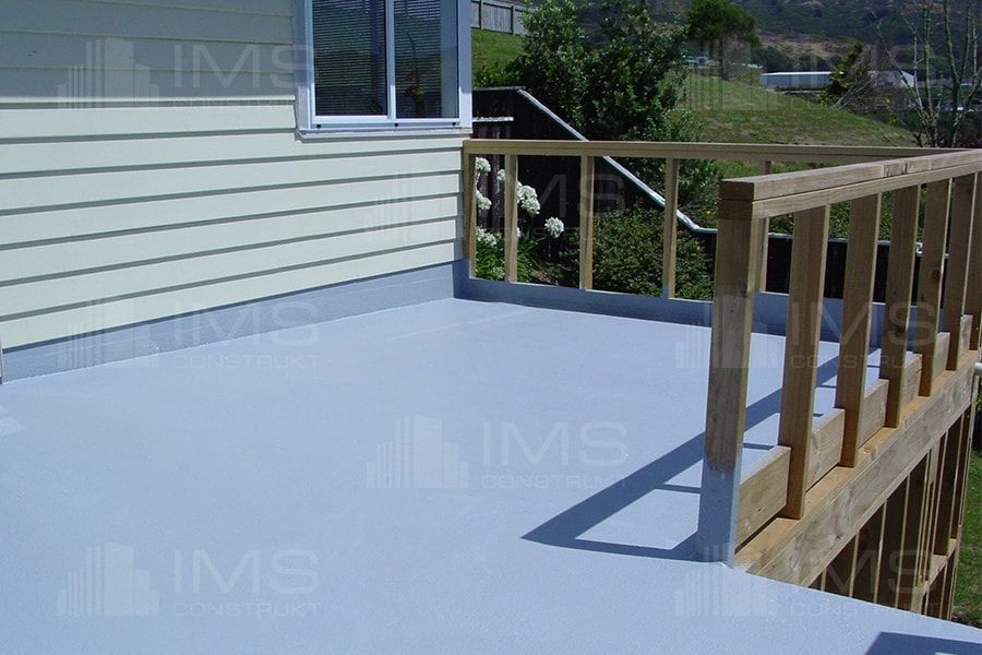 Гидроизоляция террас, полная гидроизоляция балконов и террас.