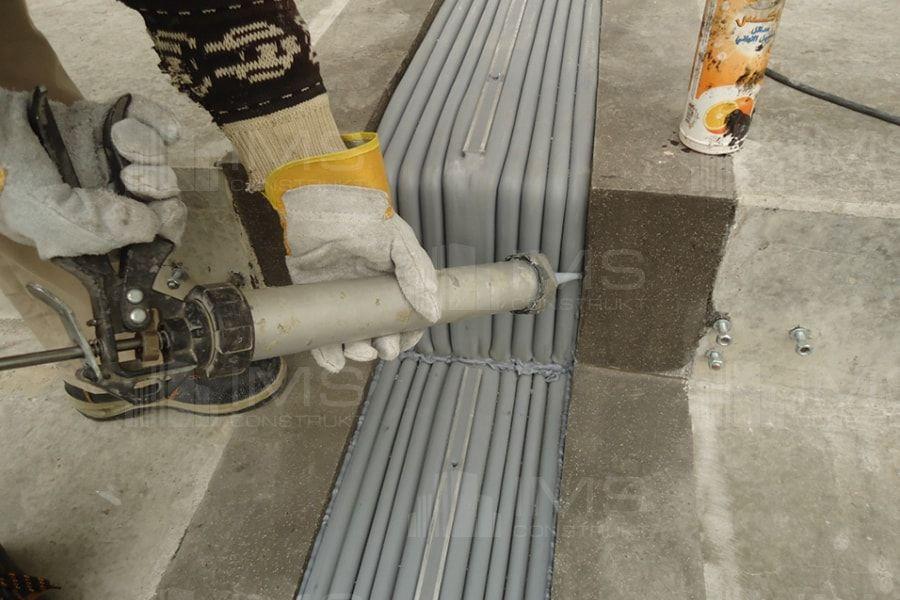 антисейсмический бетон