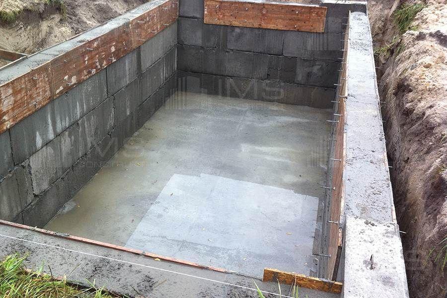 Гидроизоляция подвала изнутри и снаружи от грунтовых вод. Цена на ...