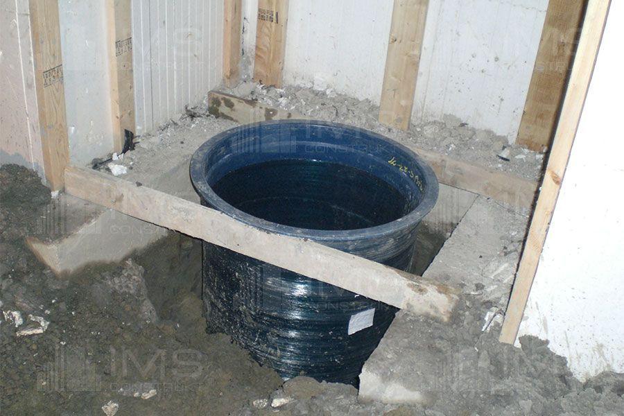 Шумоизоляция пвх потолок