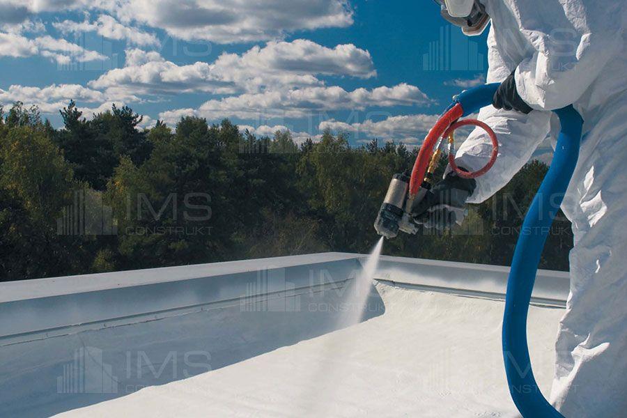 Жидкого гидроизоляцию как сделать при стекла помощи
