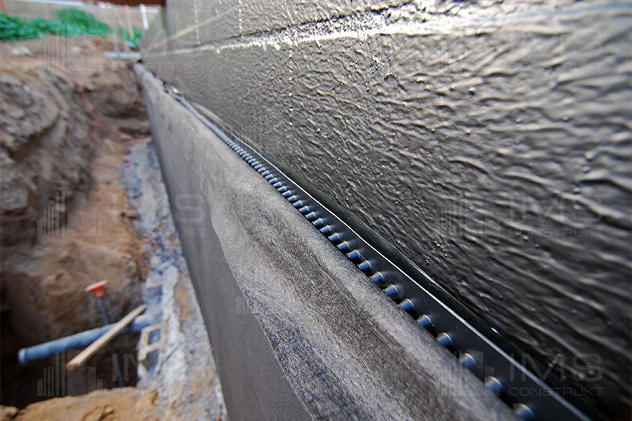 гидроизоляция по влажному бетону